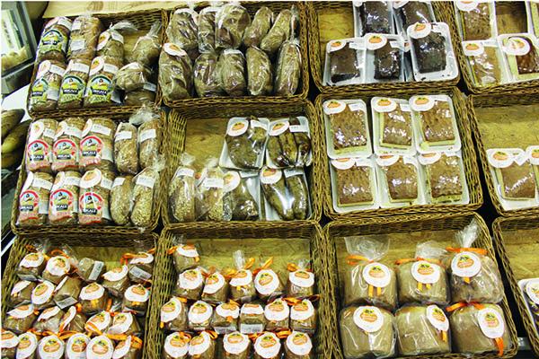 Local é uma mistura de açougue, hortifruti, fiambreria, mercearia, padaria e delicatessen (Crédito: Bruna Breier/SDS)