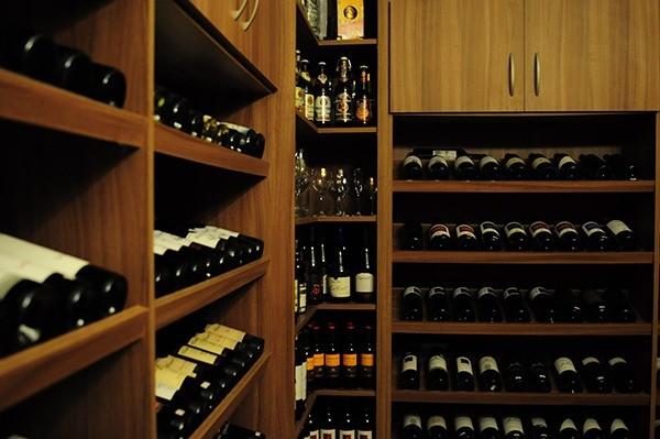Os vinhos com mais saída são de origem chilena e argentina (Crédito: Luciana Bohn)