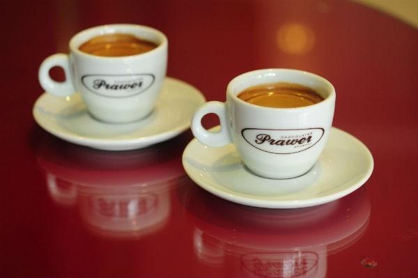 Com ambiente moderno, Braziliano é uma mistura de cafeteria, gelateria e bistrô (Crédito: Luciana Bohn)