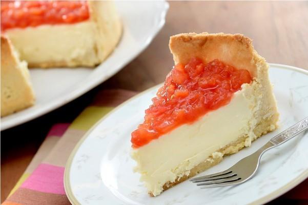 Cheesecake Umami
