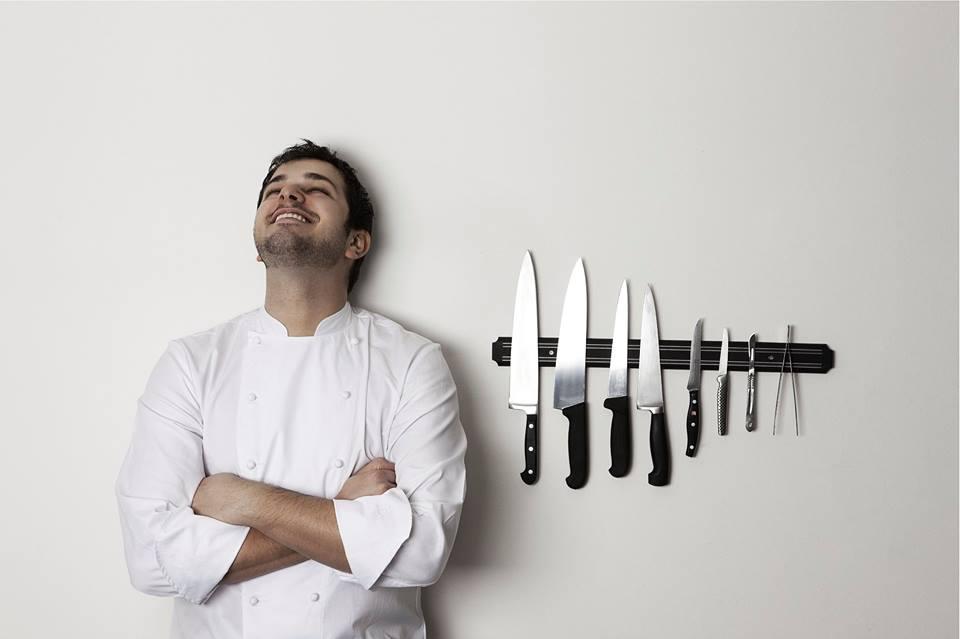 A culinária criativa do restaurante fica por conta do chef Daniel Menezes