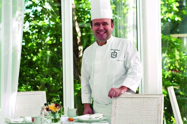 Chef André Soares (Crédito: João Ricardo)