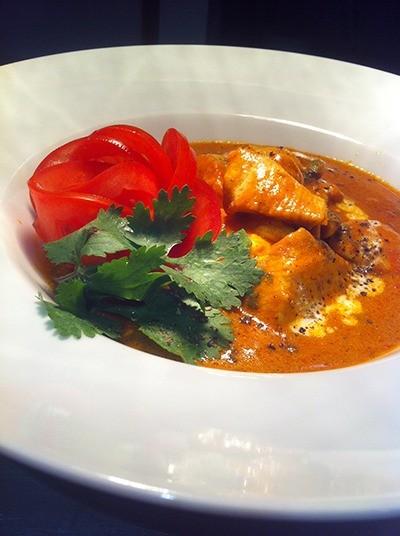 Sharin vive a tradição indiana através da gastronomia (Crédito: Divulgação)