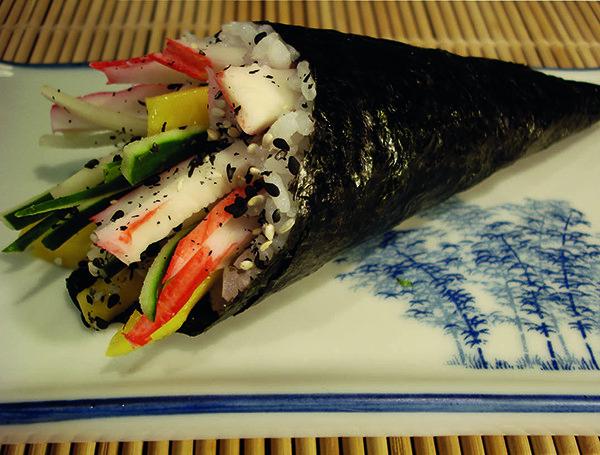 Restaurante investe em outros pratos, além do sushi e sashimi (Crédito: Divulgação)