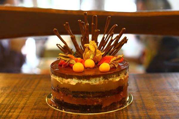 Sobremesas encerram a refeição com chave de ouro (Crédito: Divulgação)