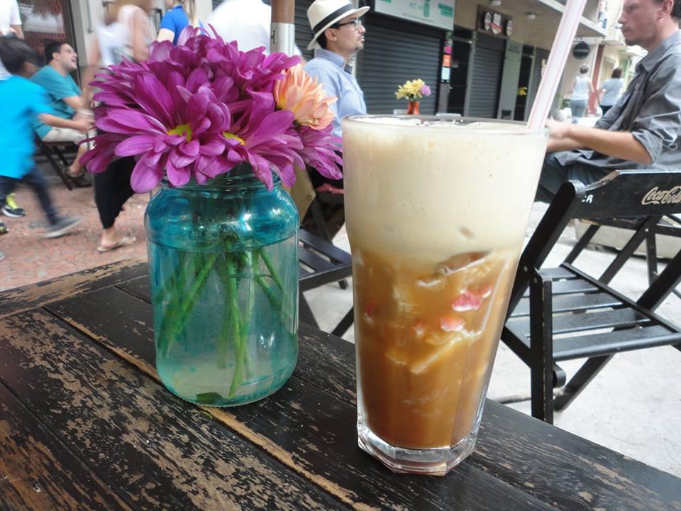 Chá gelado (Foto: Gisele Santos)