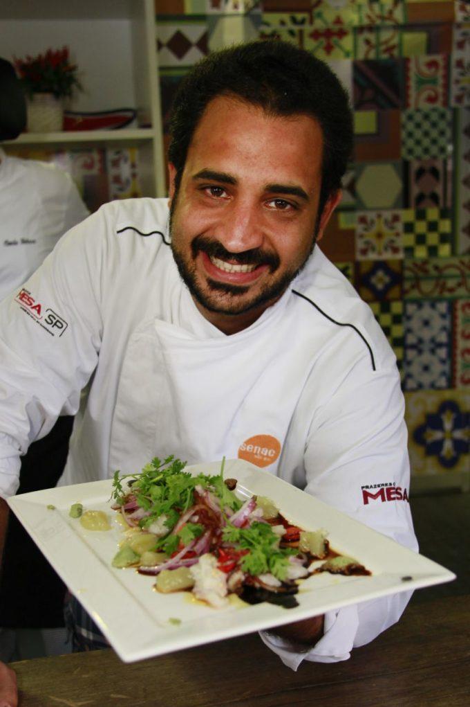 Chef Ivan Achar (Foto: Divulgação)
