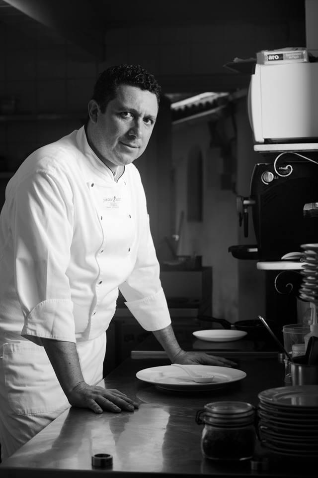 Chef Fabiano de Almeida (Foto: Divulgação)