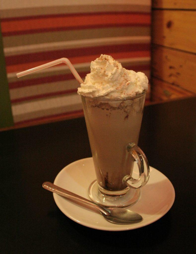 Cappuccino Gelado (Foto: Élen Guimarães)