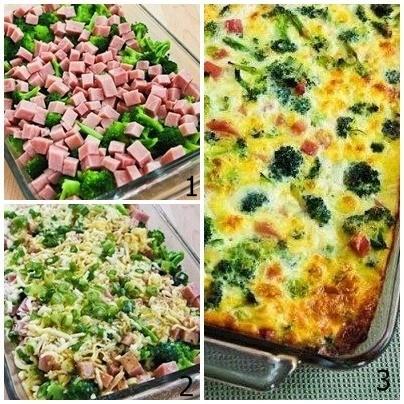 brócolis pronto