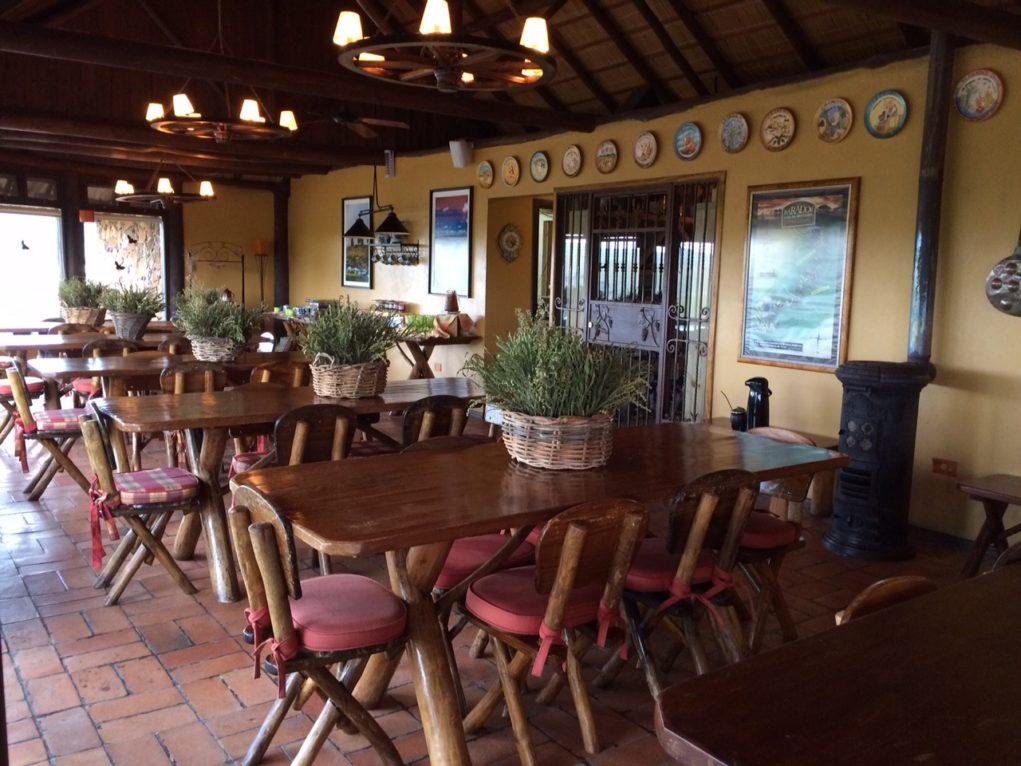 Parador Casa da Montanha_restaurante