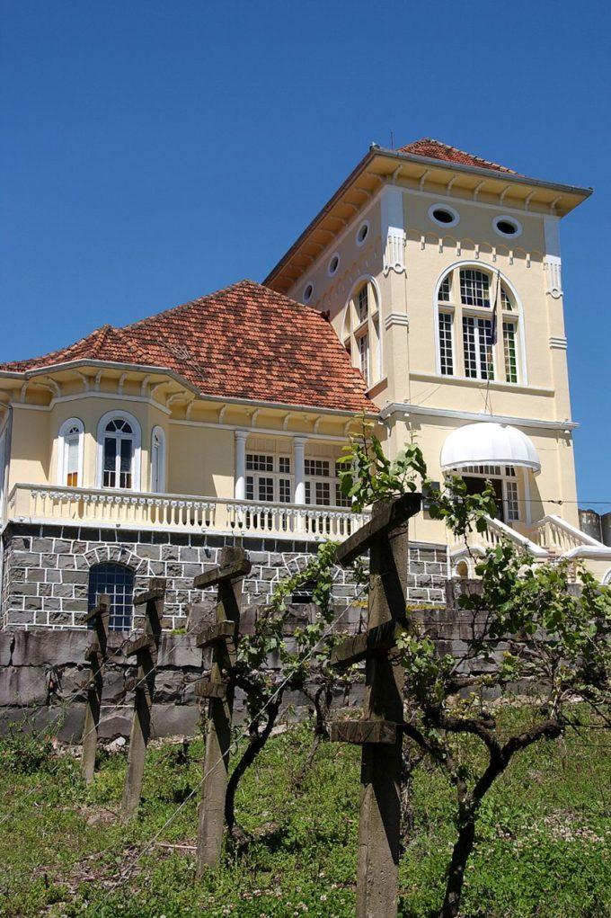 Castelo Peterlongo (Foto: Divulgação)