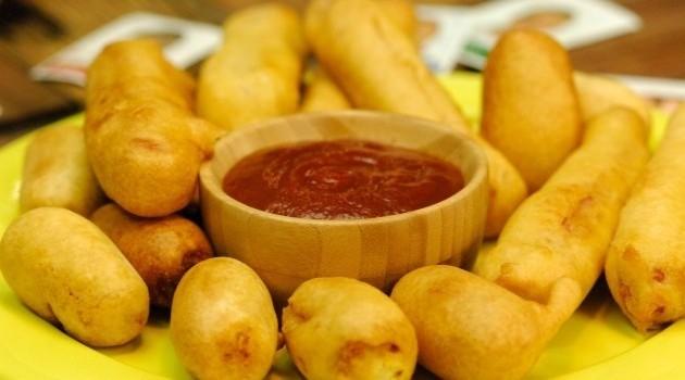 salsicha-empanada