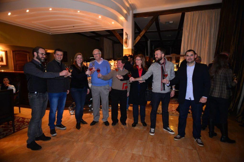 Final de semana também foi marcado pela abertura da sede oficial no Spa do Vinho Hotel e Condomínio Vitivinícola