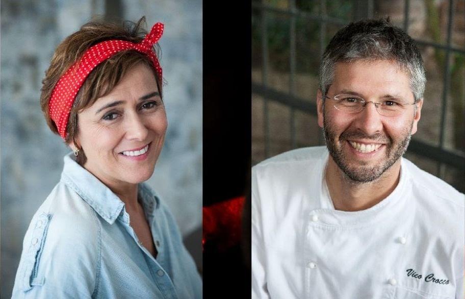 Clarice e Vico vão organizar e preparar os pratos do evento (Foto: Divulgação)