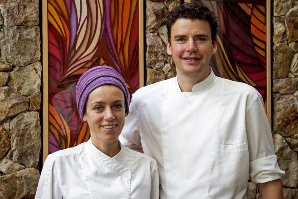 O casal Carol Albuquerque e Willem Vandeven comandam jantar no Bouquet, no dia 13.