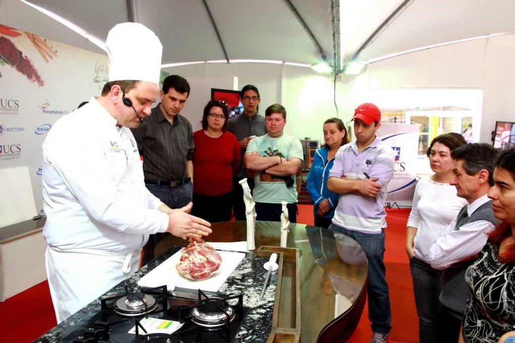 Evento terá oficinas de gastronomia com diversos temas Foto: Divulgação/ Gramadotur