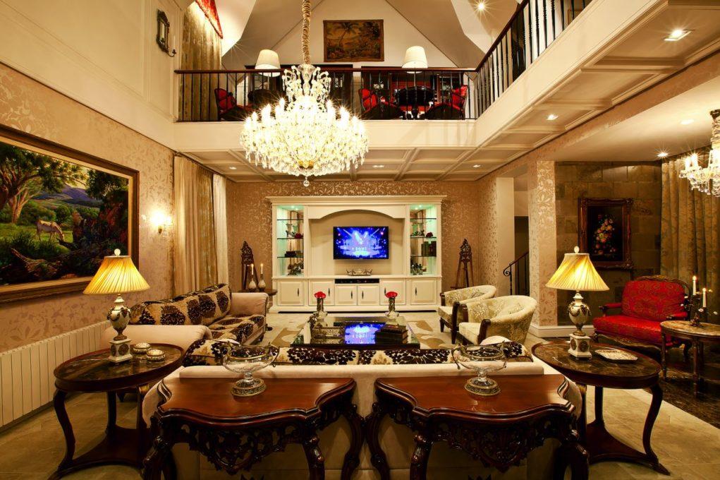 saint andrews gramado - lobby
