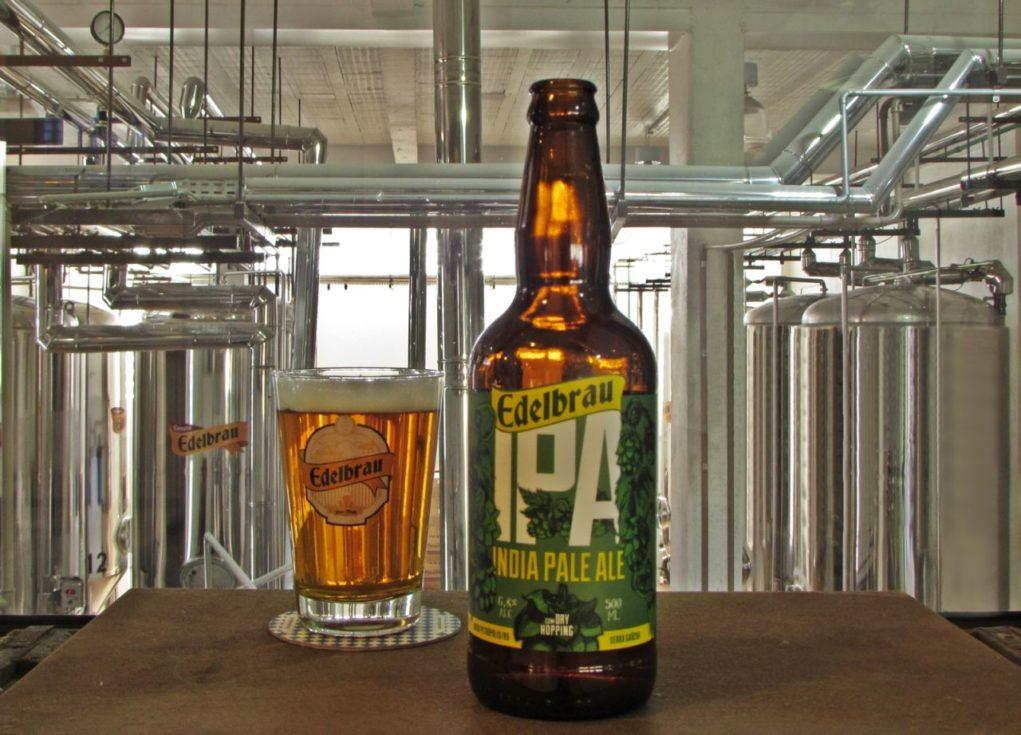 Essa é a sétima variedade de cerveja produzida pela gaúcha de Nova Petrópolis. Crédito: divulgação