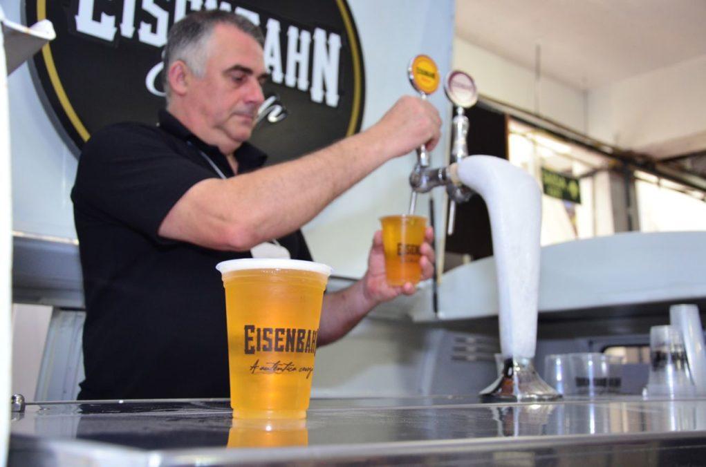 4ª Mostra de Cervejas Artesanais será realizada entre os dias 7 e 17 de abril. Crédito:  Elaine Nardes/ Divulgação