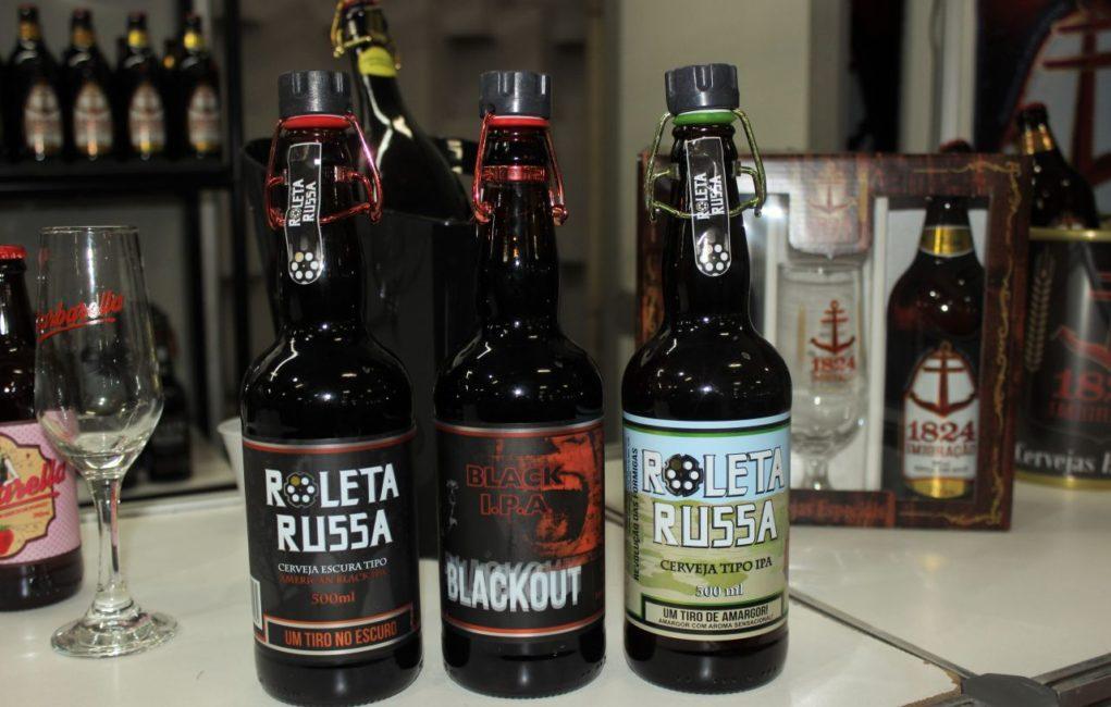 A Roleta Russa foi considera a cerveja mais amarga do Brasil. Foto: Morgana de Sá
