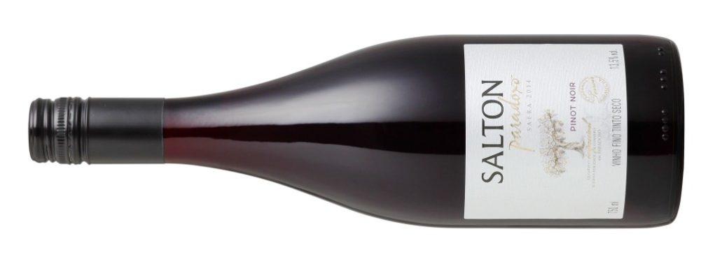 Salton Paradoxo Pinot Noir. Crédito: Divulgação
