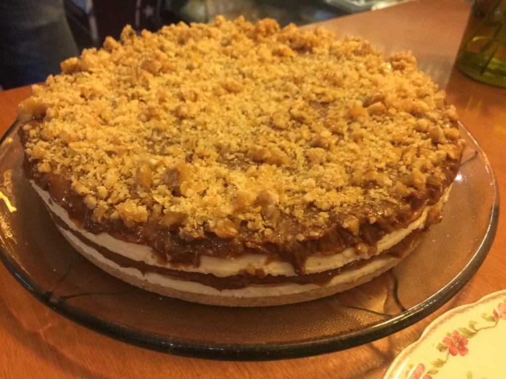 Essa torta é simplesmente uma delícia. Foto: Igor Amaral