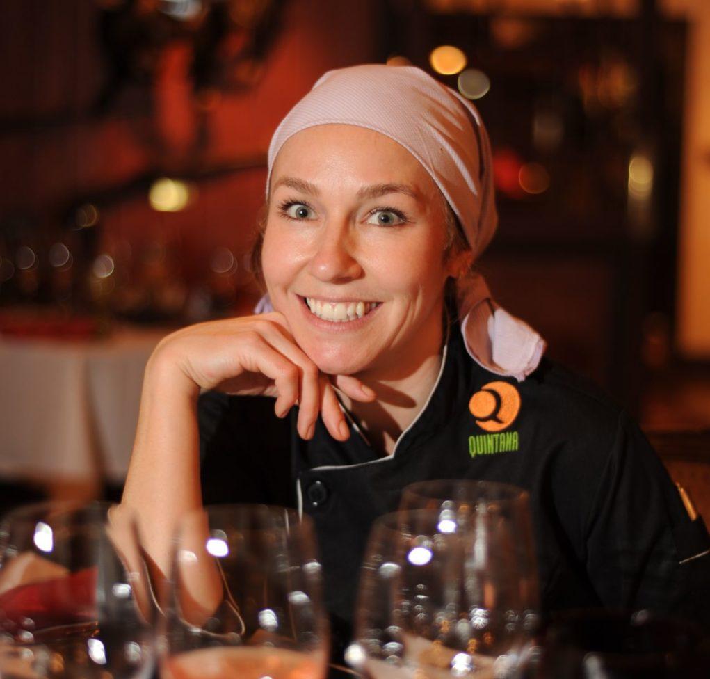 Chef Gabriela Carvalho. Crédito Cibele Peccin