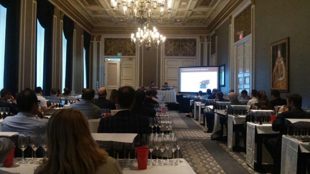 Master Class sobre Vinhos do Brasil integrou programação do Latin America Wine & Spirits Conference. Crédito: Mônica Dornelles/ Ibravin.