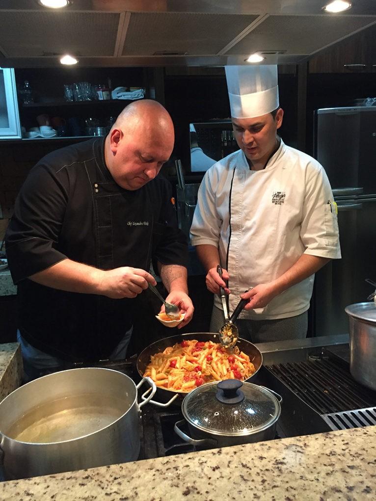 wine-tasting-porto-a-porto-chef-alexandre-vicki