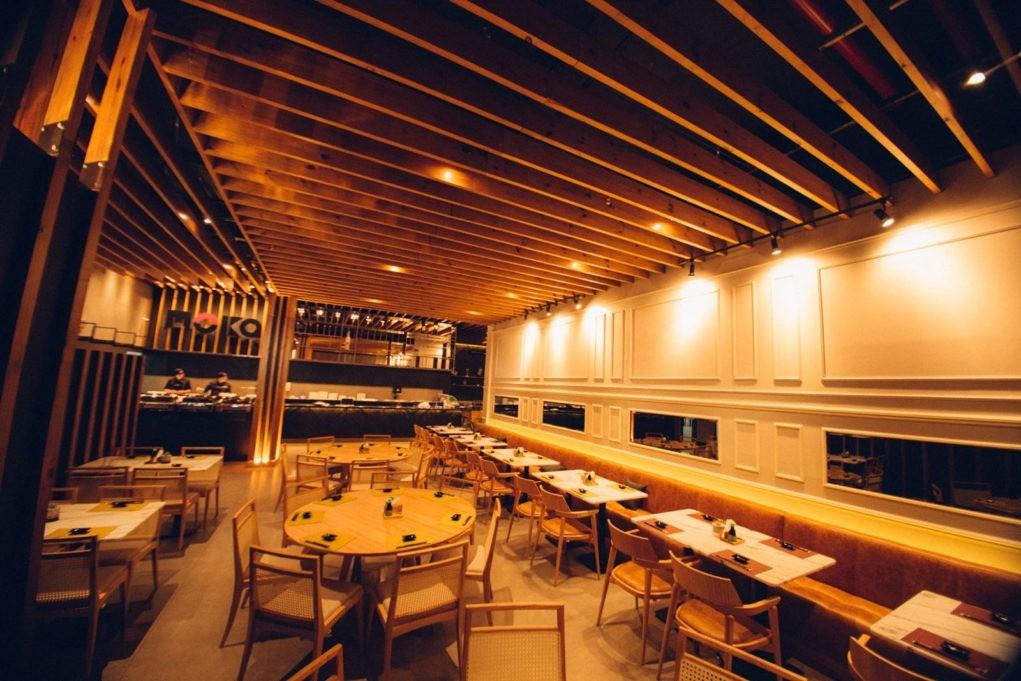 O Mokai busca se destacar no cenário gastronômico através da criação e inovação do menu. Foto: divulgação