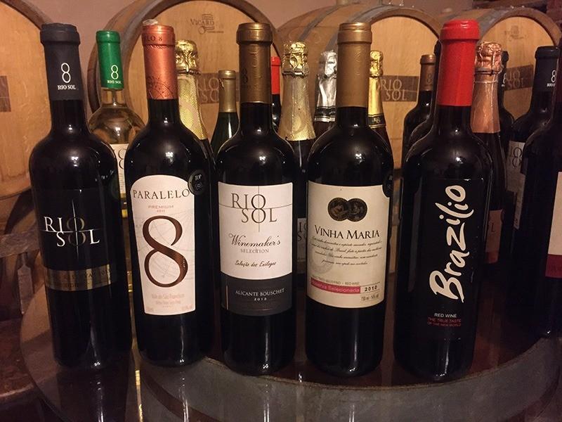 vinhos do sertão