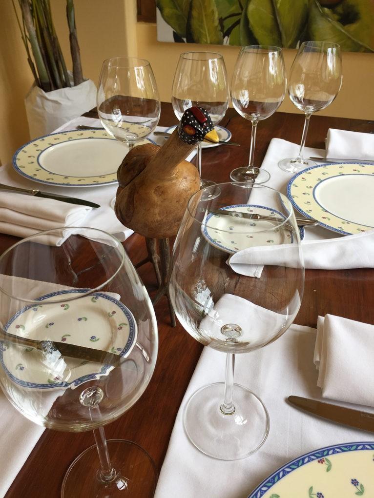 Almoço impecável no La Bourgogne
