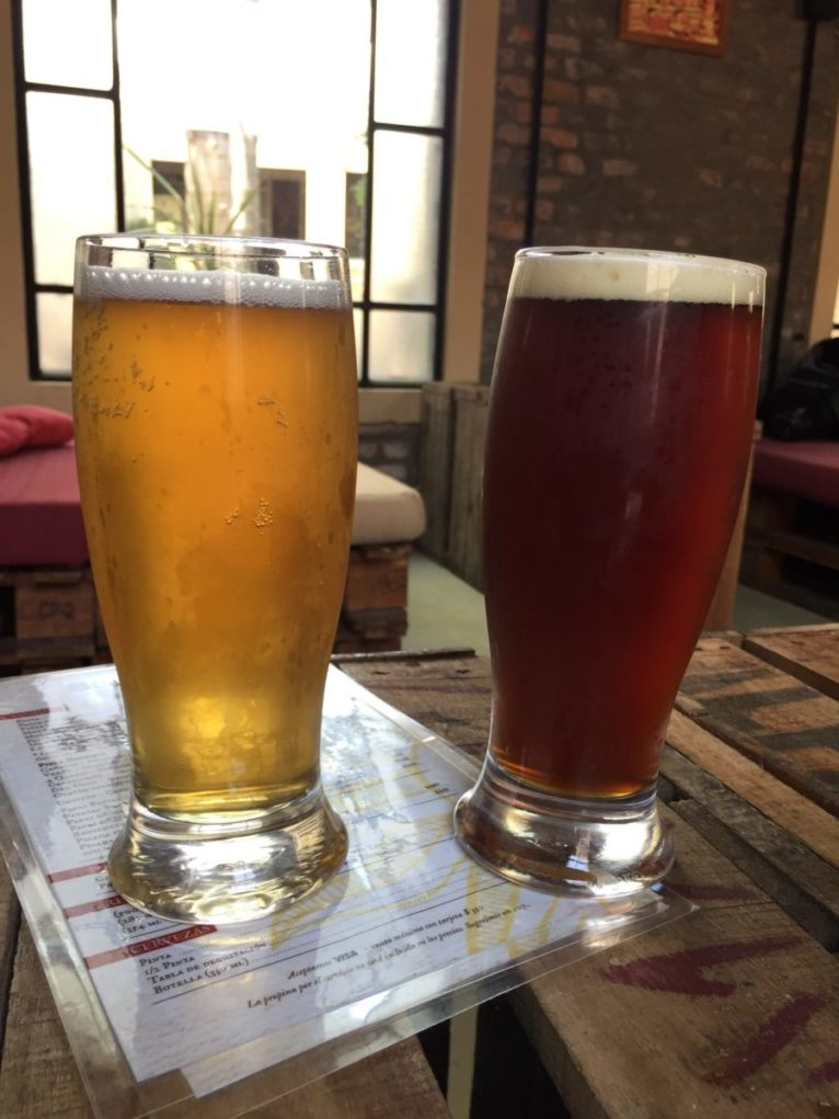 Pausa na Mastra Cerveza Artesanal