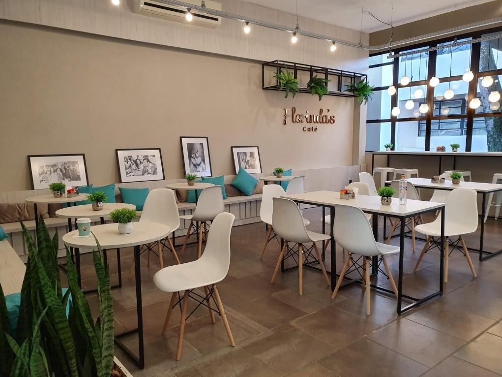 Florinda´s Café São Leopoldo ambiente