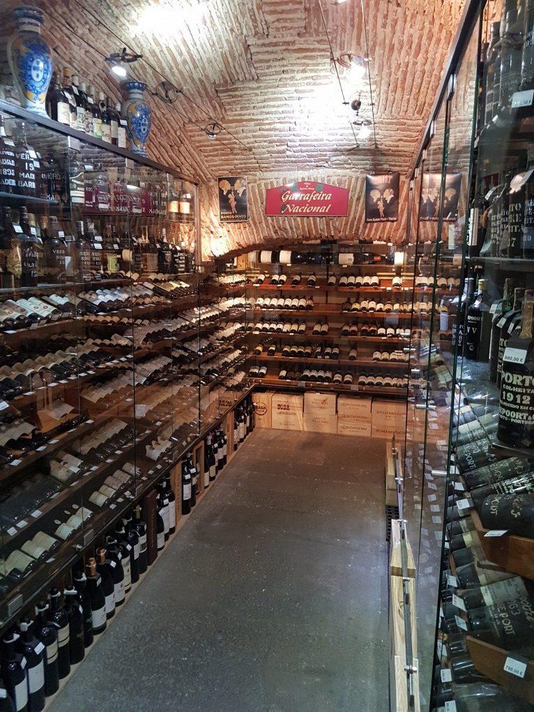 museu loja garrafeira nacional