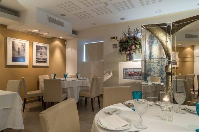 ambiente restaurante Lisboa à Noite