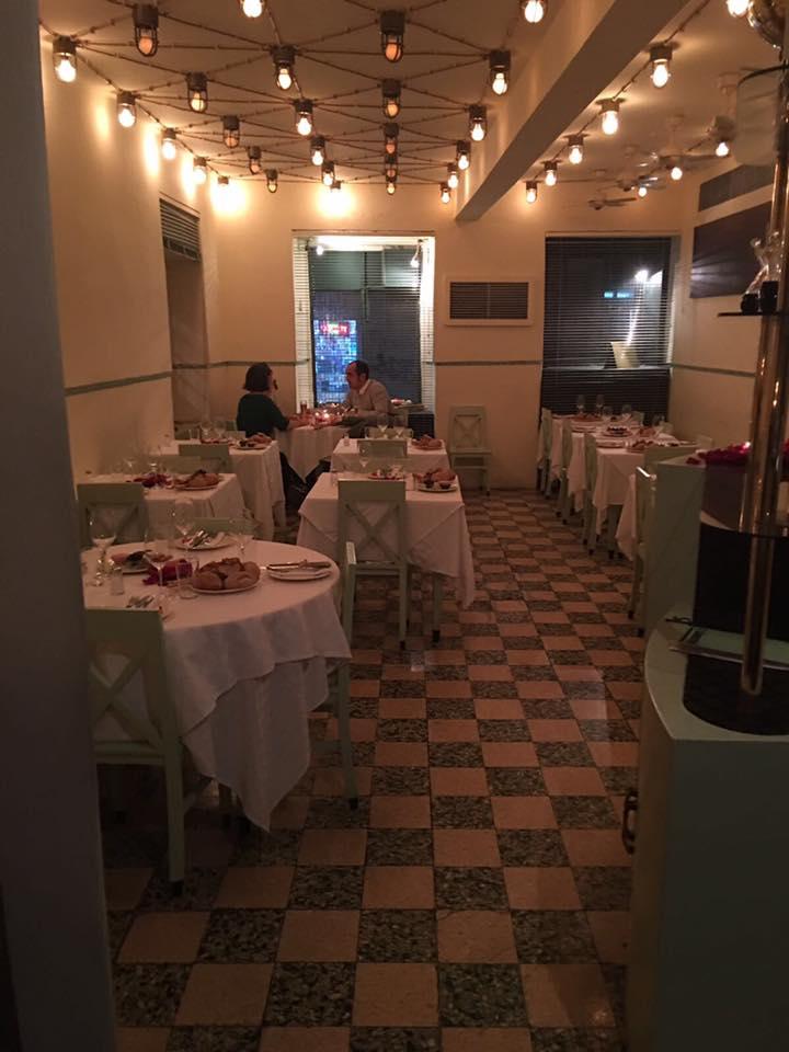 salão restaurante Casanostra
