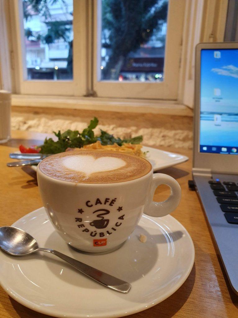 espresso macchiato café república cup