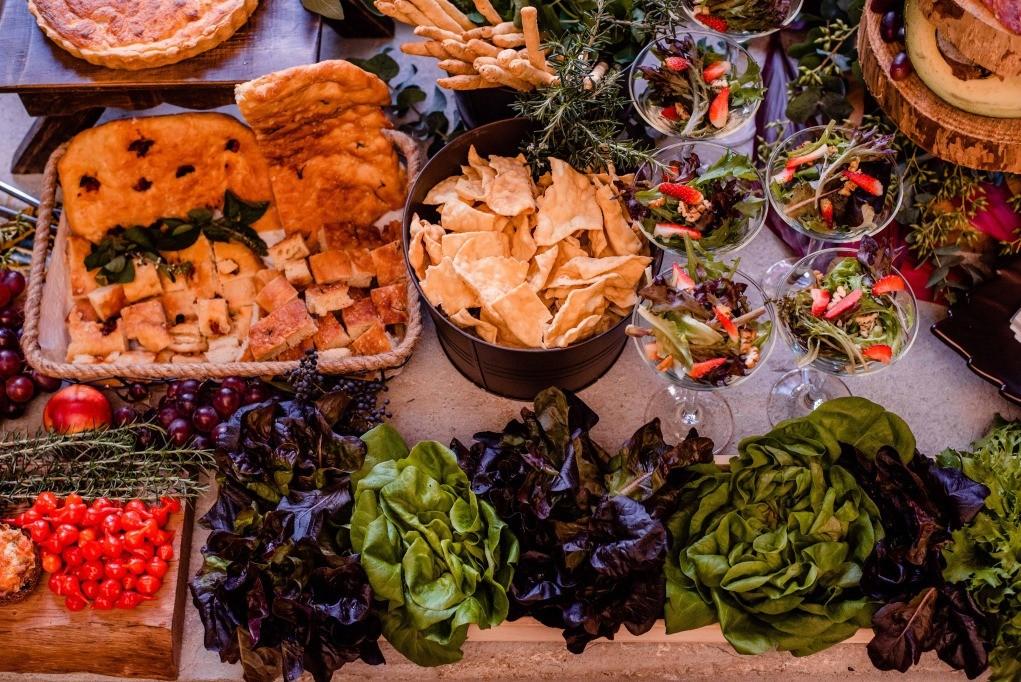 mesa Liliane Trentin Gastronomia