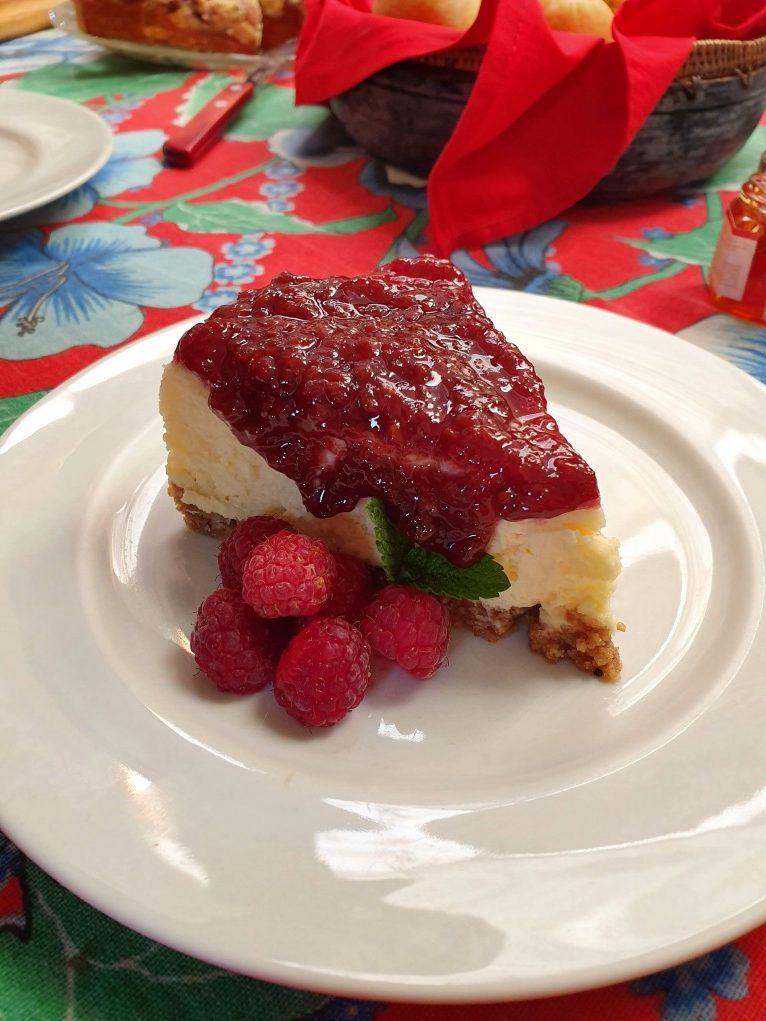 cheesecake galeias sabores da querência