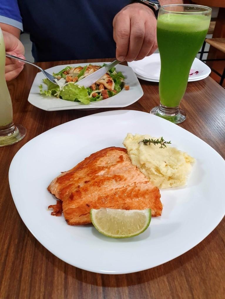 salmão Nutri Gourmet