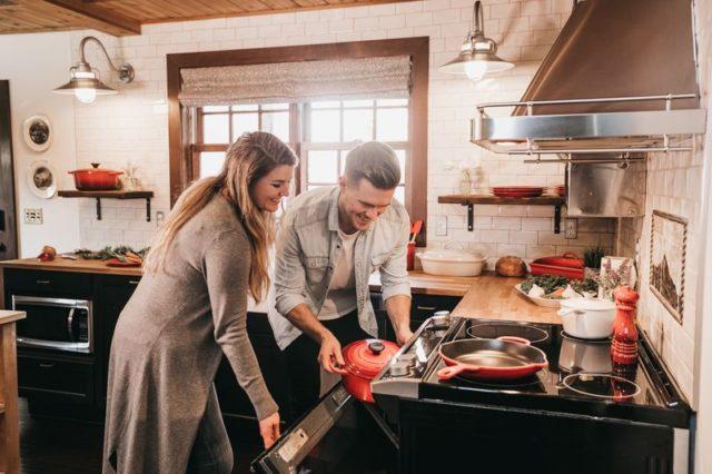 cozinha coração da casa