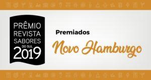 Premiados Novo Hamburgo 2019