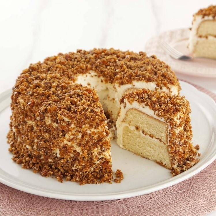 bolo de castanha