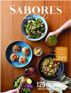 Edição do Prêmio Sabores do Sul 2019