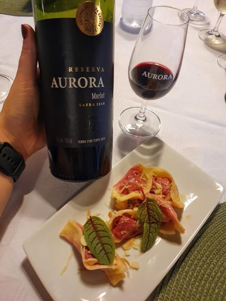 Aurora Reserva Merlo