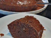 bolo de chocolate fácil
