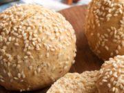 pão integral rápido