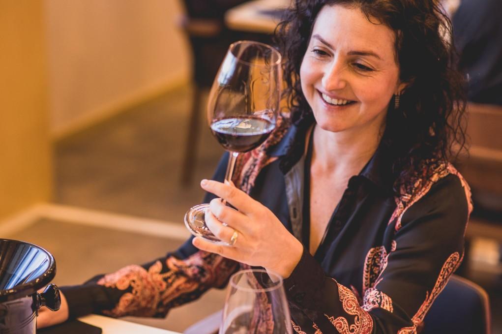 Brazil Wine Challenge jurada sabina fuhr